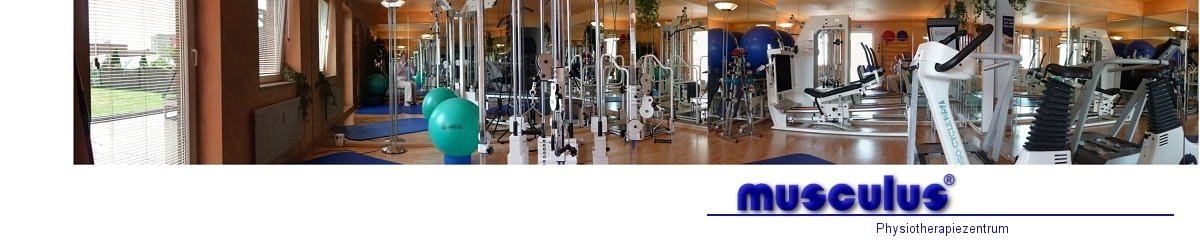 musculus – Physiotherapiezentrum
